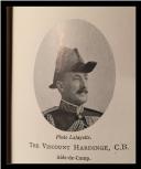 The Vicount Hardinge, C.B.