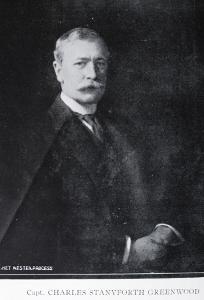 Captain Charles Stanyforth Greenwood