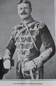 Colonel Manners Charles Wood