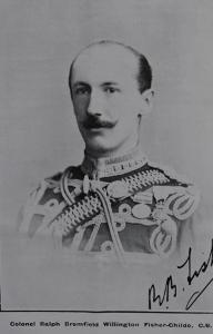 Colonel Ralph Bromfield Willington Fisher-Childe C. B.