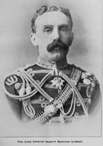 Colonel Robert Spencer Liddell