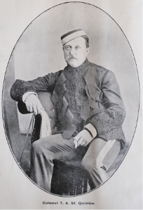 Colonel Thomas Astell St. Quintin