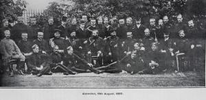 Aldershot, 19th August 1885