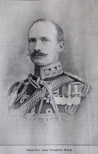 Lieut.-Colonel John Vaughan, D. S. O.