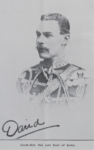 Lieutenant-Colonel the late Earl of Airlie