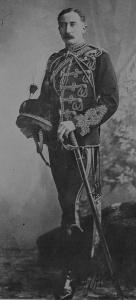 Major Arthur Hughes-Onslow