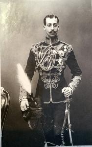 HRH The Duke of Clarence
