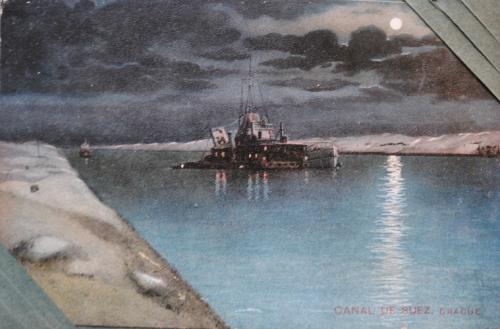 Suez to Aden