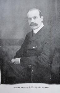 Captain Sir Arthur Lawley G. C. S. I., K. C. M. G., G. C. I. E.