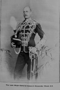 Major-General Edward Alexander Wood C.B.