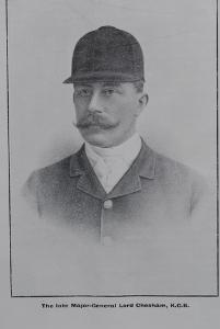 Major-General Lord Chesham K. C. B.