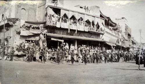 India 1902-1912